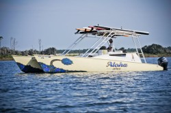 Custom Built at Flat Island Boatworks, LLC