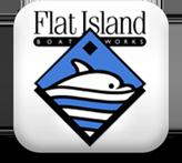 Flat Island Boatworks, LLC Logo