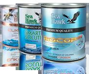 Sea Hawk Bottom Paints
